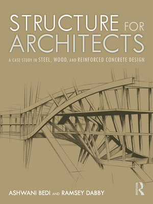 cover image of Structure for Architects