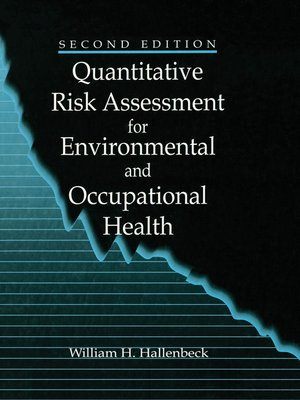 cover image of Quantitative Risk Assessment for Environmental and Occupational Health