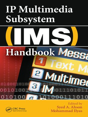 cover image of IP Multimedia Subsystem (IMS) Handbook