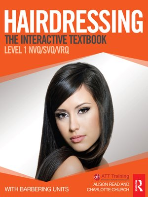 cover image of Hairdressing