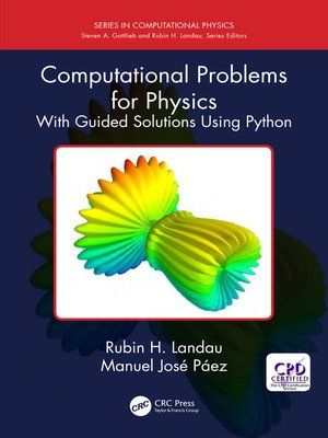 cover image of Computational Problems for Physics