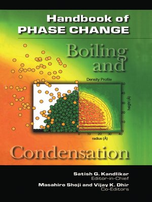 cover image of Handbook of Phase Change