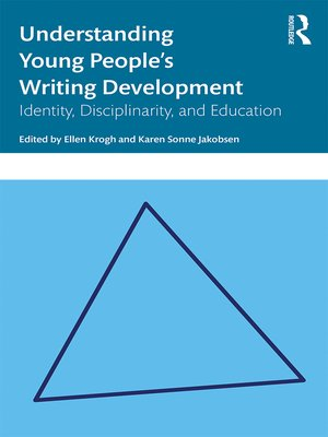 cover image of Understanding Young People's Writing Development