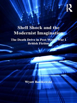 cover image of Shell Shock and the Modernist Imagination