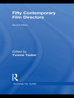 cover image of Fifty Contemporary Film Directors