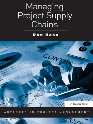 cover image of Managing Project Supply Chains