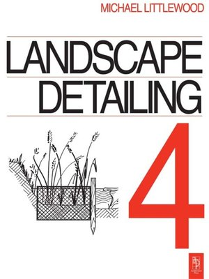 cover image of Landscape Detailing Volume 4