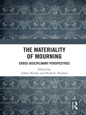 cover image of The Materiality of Mourning