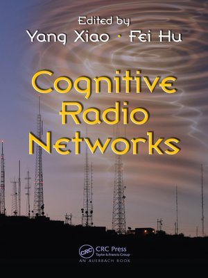 cover image of Cognitive Radio Networks