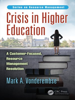 cover image of Crisis in Higher Education