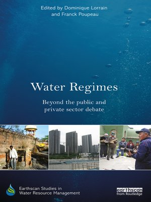 cover image of Water Regimes