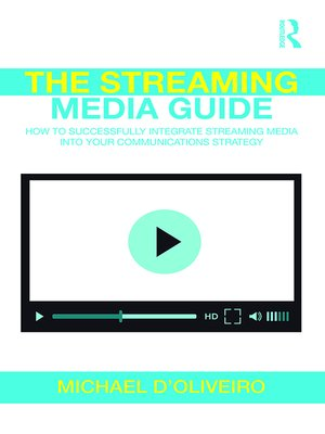 cover image of The Streaming Media Guide