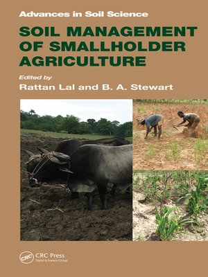 cover image of Soil Management of Smallholder Agriculture