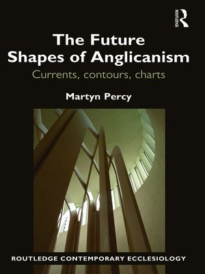 cover image of The Future Shapes of Anglicanism