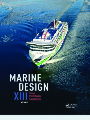 cover image of Marine Design XIII, Volume 2
