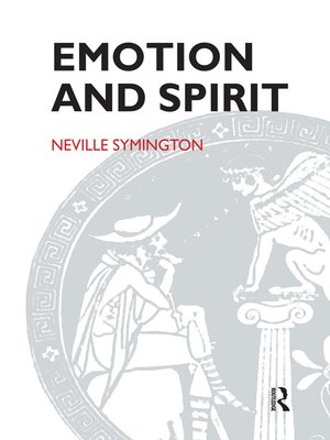 cover image of Emotion and Spirit