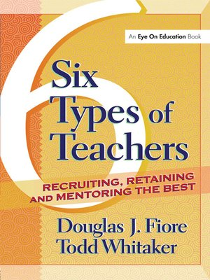 cover image of 6 Types of Teachers