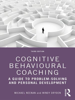 cover image of Cognitive Behavioural Coaching