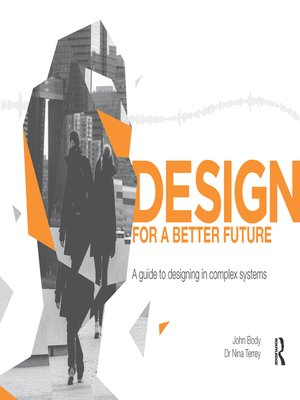 cover image of Design for a Better Future