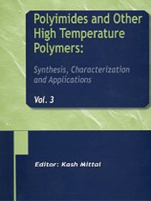 cover image of Polyimides and Other High Temperature Polymers