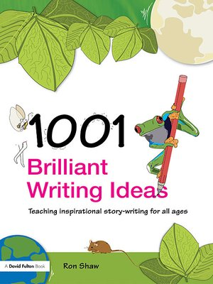 cover image of 1001 Brilliant Writing Ideas