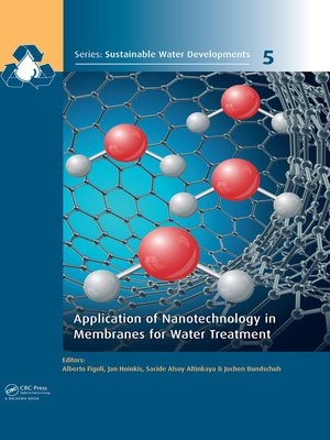 cover image of Application of Nanotechnology in Membranes for Water Treatment
