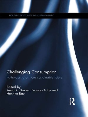 cover image of Challenging Consumption