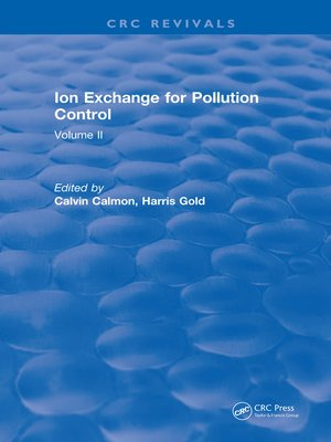 cover image of Ion Exchange Pollution Control