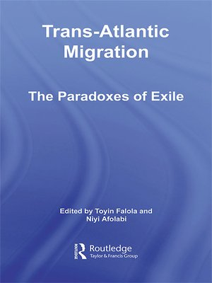 cover image of Trans-Atlantic Migration