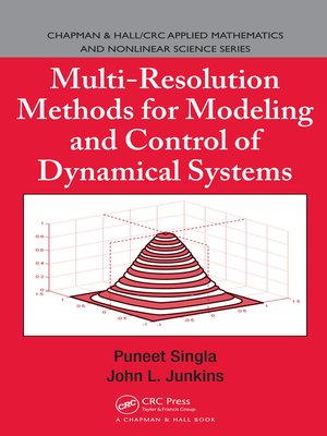 cover image of Multi-Resolution Methods for Modeling and Control of Dynamical Systems