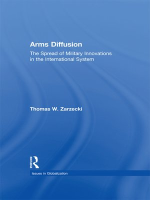 cover image of Arms Diffusion
