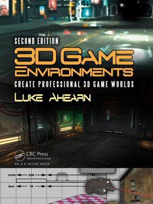 cover image of 3D Game Environments
