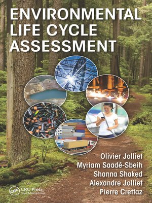 cover image of Environmental Life Cycle Assessment