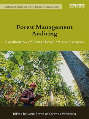 cover image of Forest Management Auditing