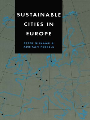 cover image of Sustainable Cities in Europe