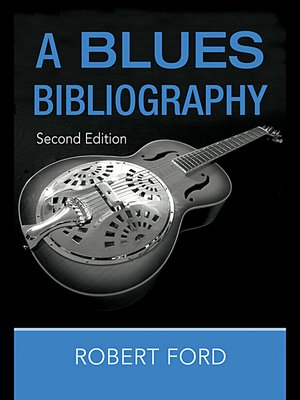 cover image of A Blues Bibliography