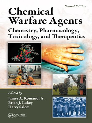 cover image of Chemical Warfare Agents
