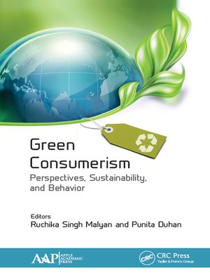 cover image of Green Consumerism