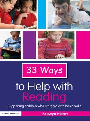 cover image of 33 Ways to Help with Reading