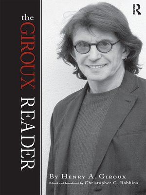 cover image of Giroux Reader