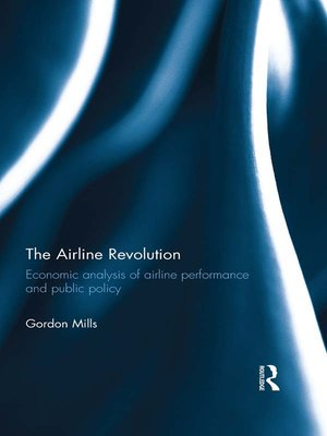 cover image of The Airline Revolution