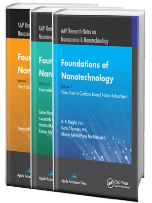 cover image of Foundations of Nanotechnology--Three Volume Set