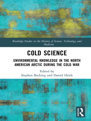 cover image of Cold Science
