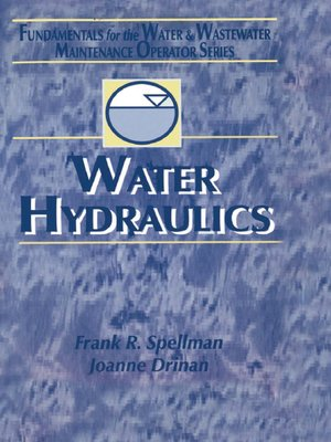 cover image of Water Hydraulics