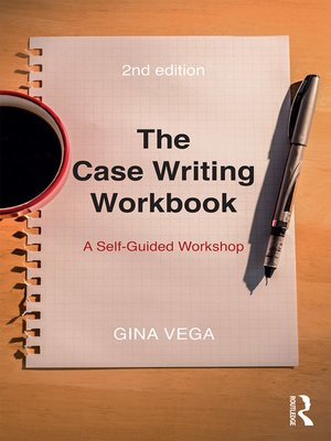 cover image of The Case Writing Workbook