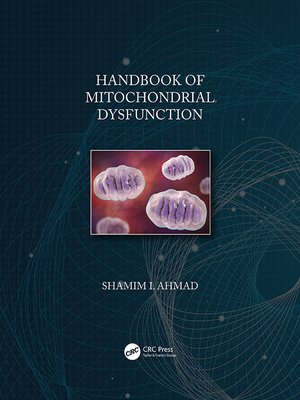 cover image of Handbook of Mitochondrial Dysfunction
