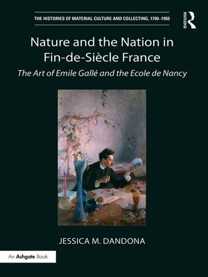 cover image of Nature and the Nation in Fin-de-Siècle France