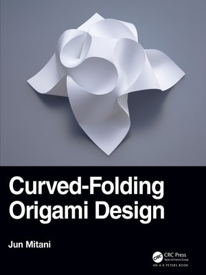 cover image of Curved-Folding Origami Design