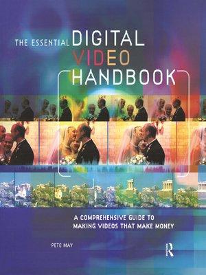 cover image of Essential Digital Video Handbook