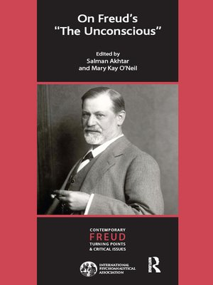 cover image of On Freud's the Unconscious